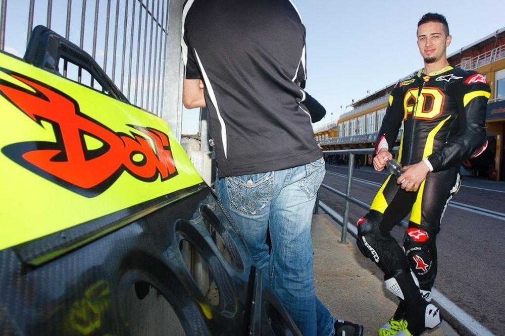 MotoGP Ντοβισιόζο: «Στην Honda δεν με πρόσεξαν»