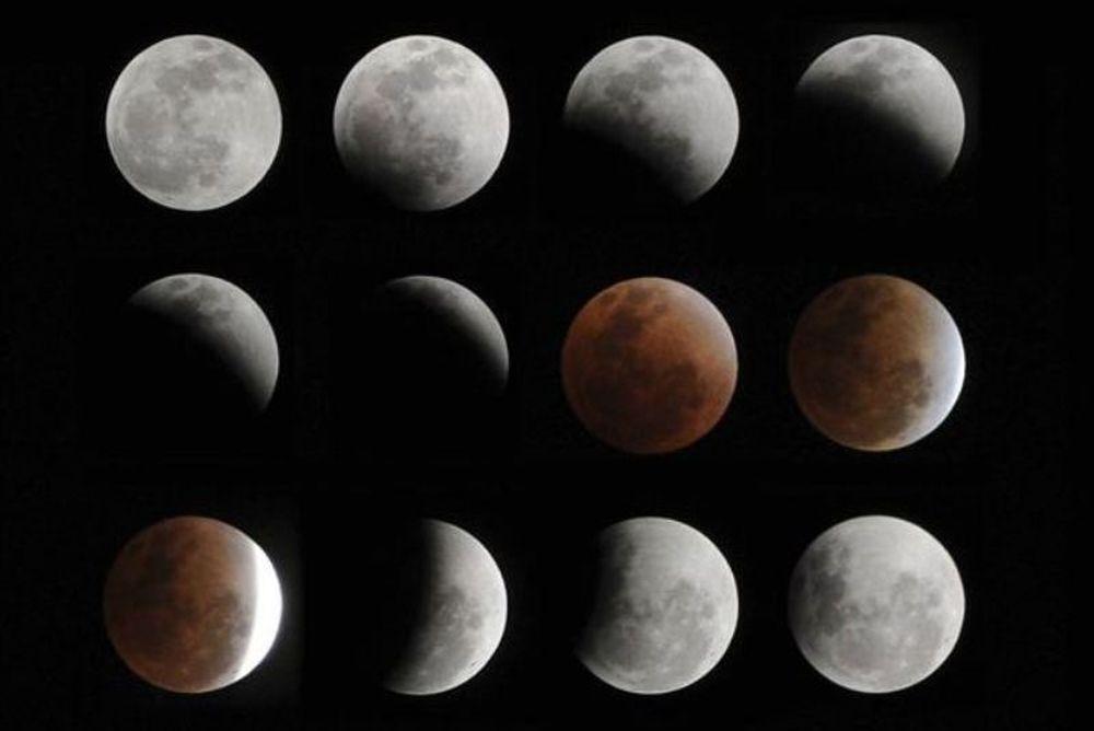 Η έκλειψη Σελήνης που δεν είδαμε