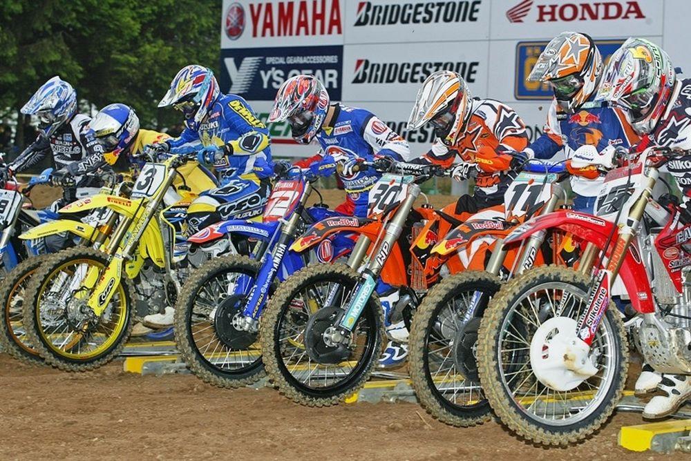 Οι ομάδες MX του 2012 στις ΜΧ1 & ΜΧ2
