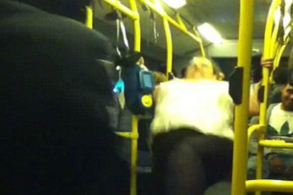 Νέο κρούσμα ρατσισμού σε λεωφορείο στο Λονδίνο!