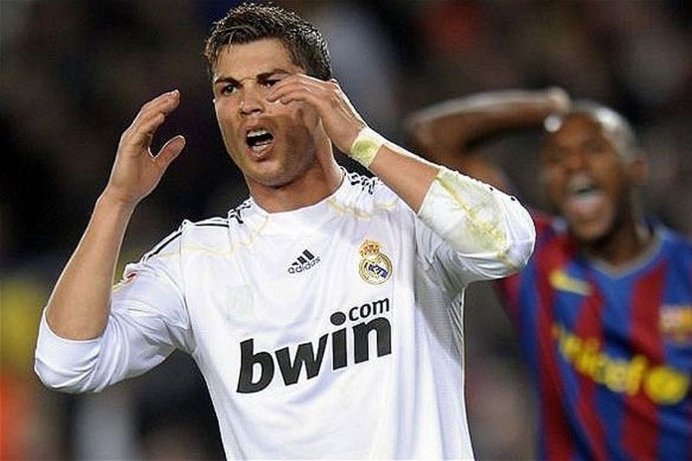 Γκούτι: «Δεν φταίει ο Ρονάλντο»