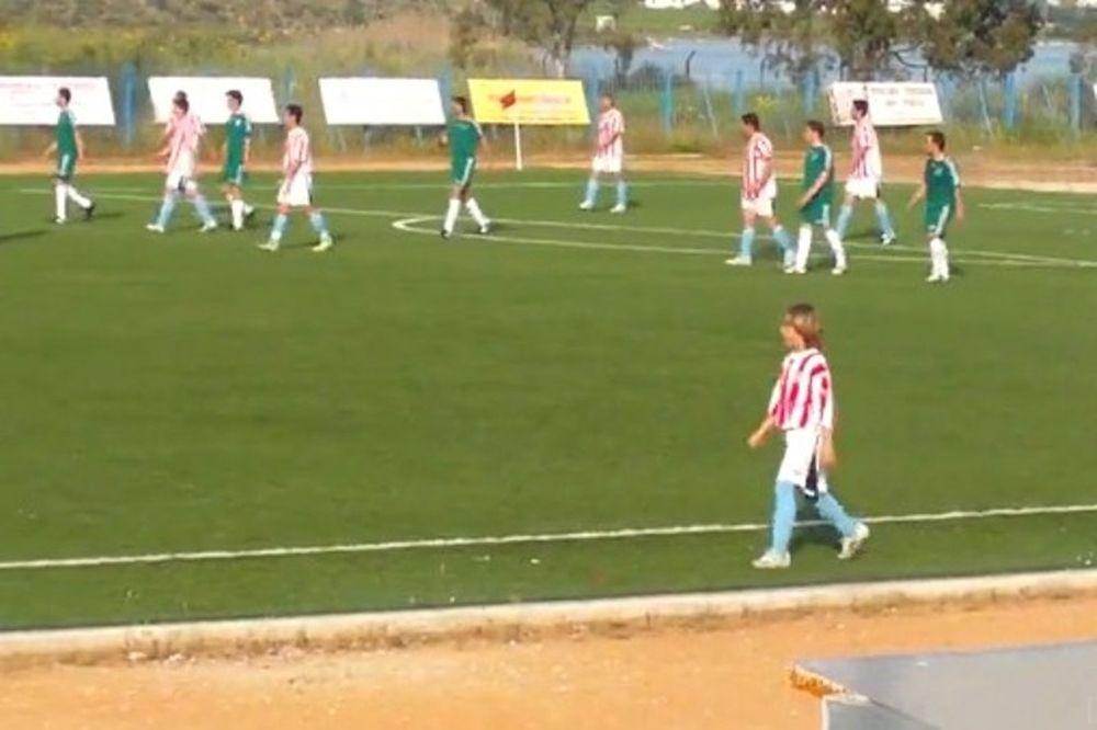 Οι Παίδες της Αθήνας 4-1 την Εύβοια