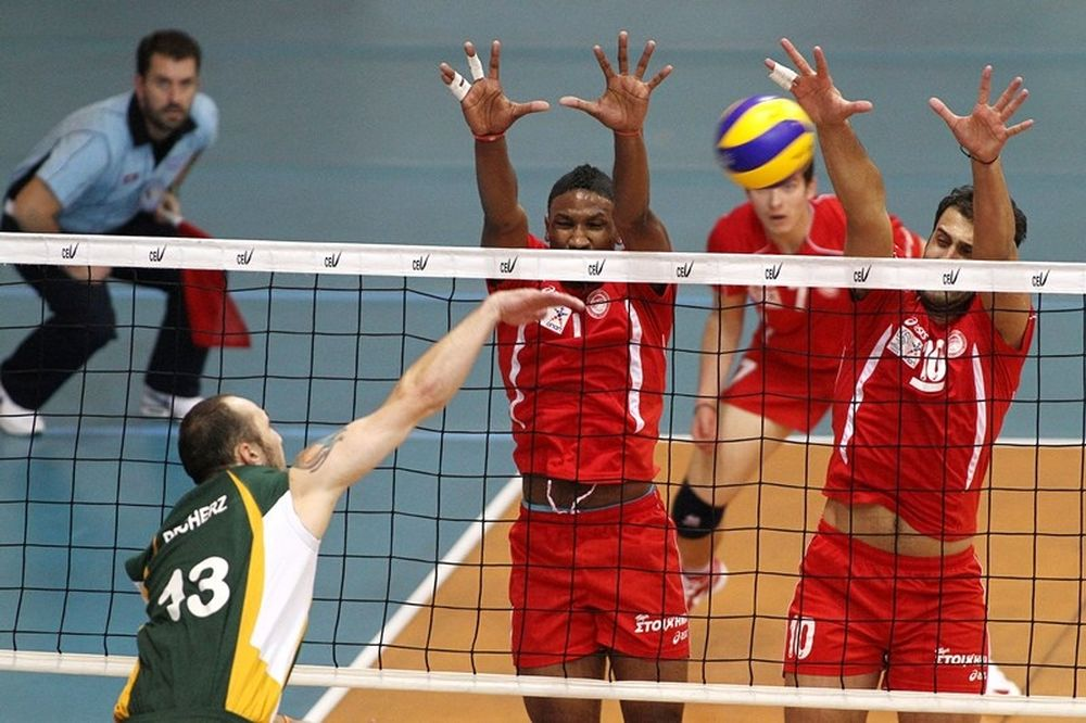 Εύκολα τους Ισραηλινούς ο Ολυμπιακός