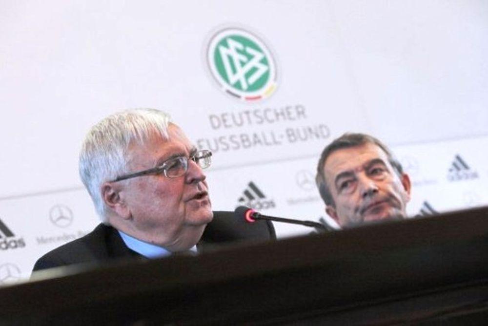 «Ντου» εισαγγελέων στην DFB