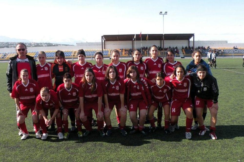 Στήριξη από ΕΠΣΡ στο Γυναικείο Ποδόσφαιρο