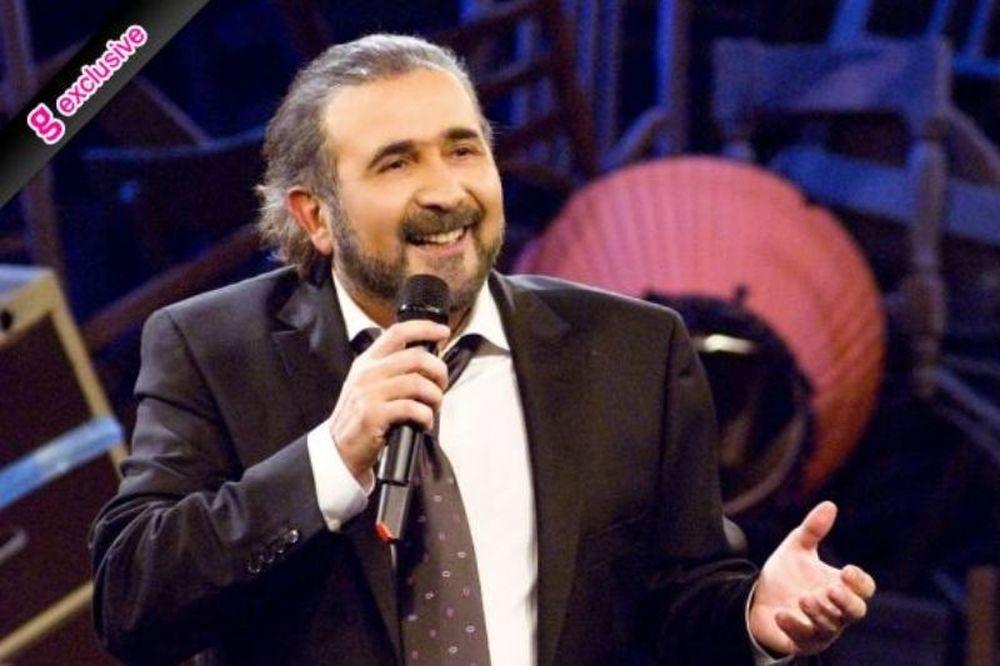 Ο Λαζόπουλος στην Πάρο