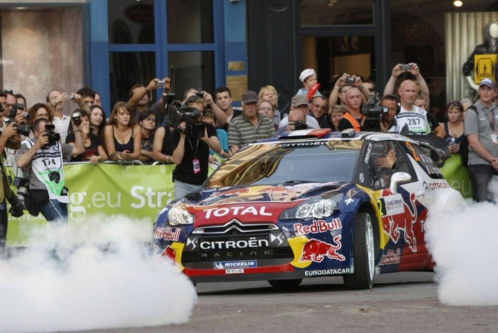 WRC:Τα κέρδη του ράλι Γαλλίας