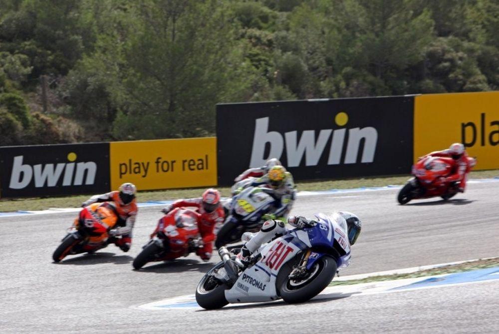Η bwin ανανεώνει τη συνεργασία της με το MotoGP έως το 2013!