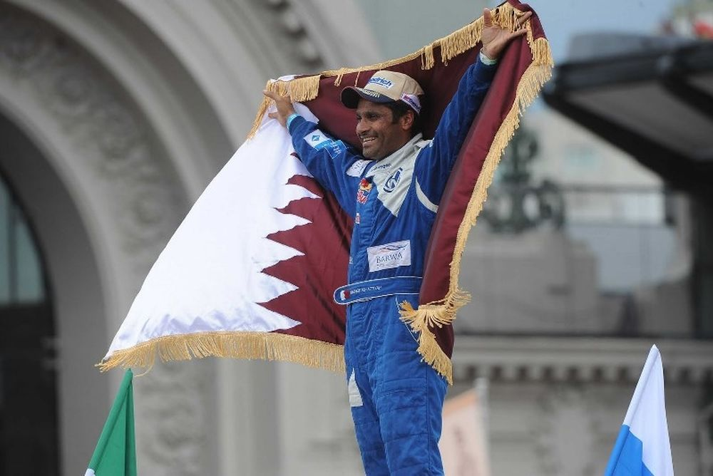 WRC: Ο Νάσερ Αλ Ατίγια στη Citroen