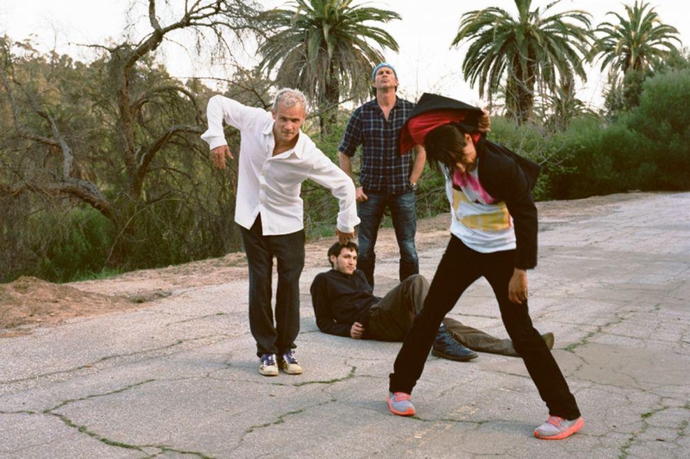 Οι Red Hot Chili Peppers στην Ελλάδα!