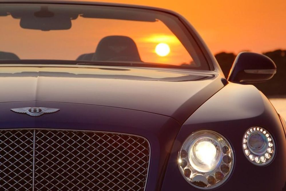 Nέα Bentley Continental – Σειρά V8