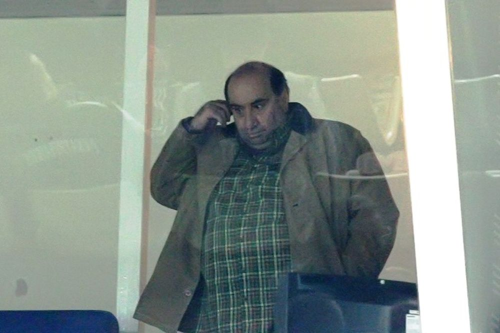 Τσάκας: «Είπα ψέματα για Αλ Σαούντ, τελειώνουμε την Τρίτη»