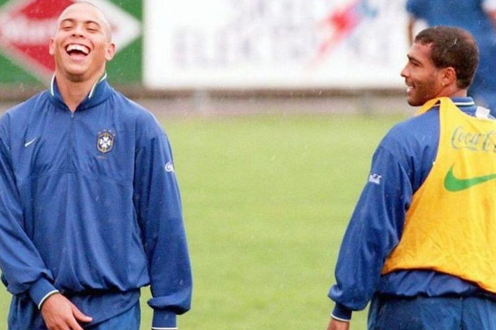 Ρομάριο και Ρονάλντο υποστηρίζουν Σάντος