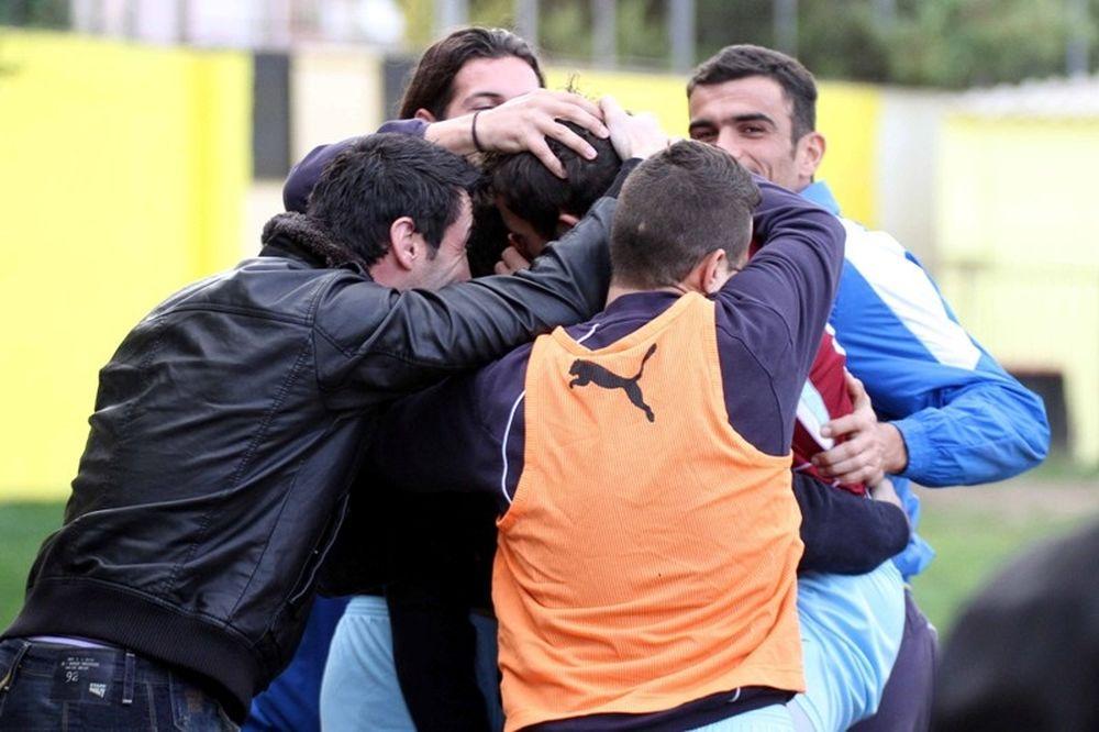Λουτσιάνο: «Κλαίει το ποδόσφαιρο»