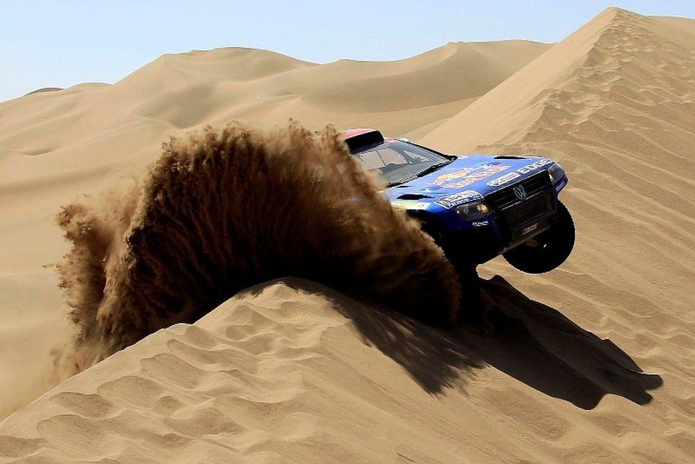 Ράλι Dakar 2012