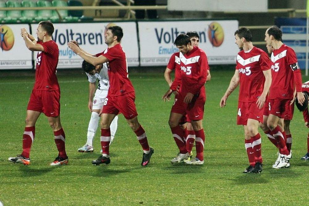 «Γκάζωσε» για Ευρώπη η SKODA Ξάνθη, 1-0 τον Πανιώνιο (photos)
