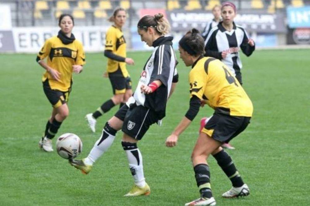 «Φουλ» του γυναικείου πρωταθλήματος