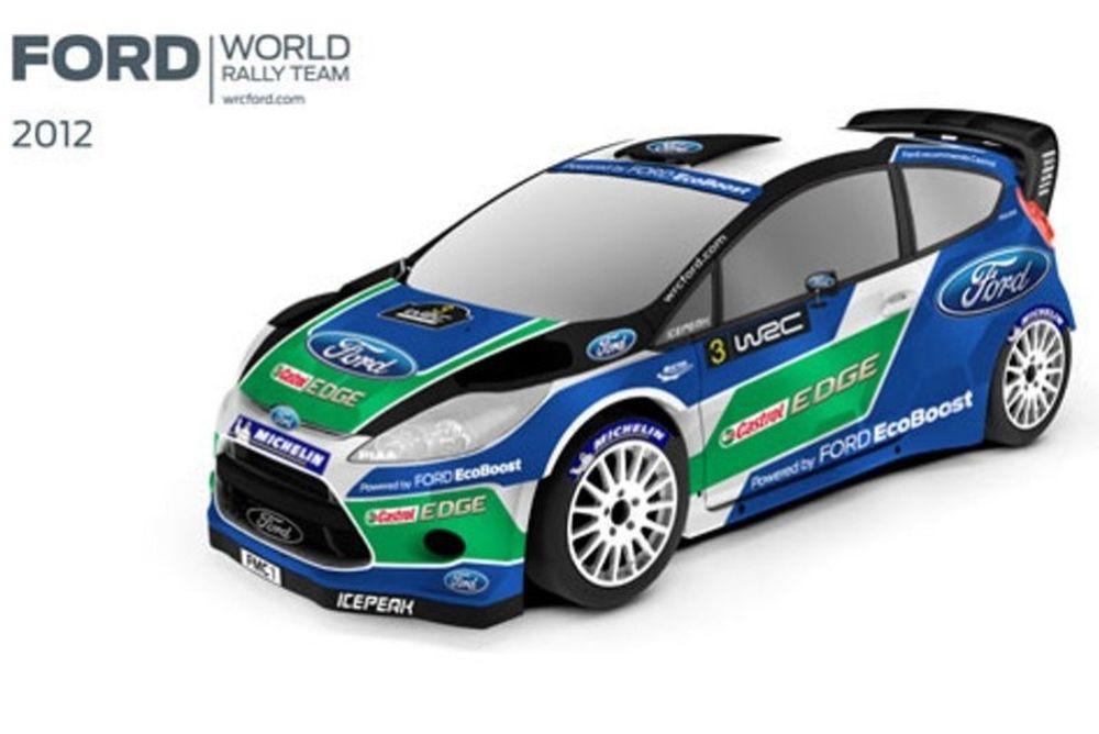 H Ford στο Παγκόσμιο Πρωτάθλημα Ράλι  (photos+videos)