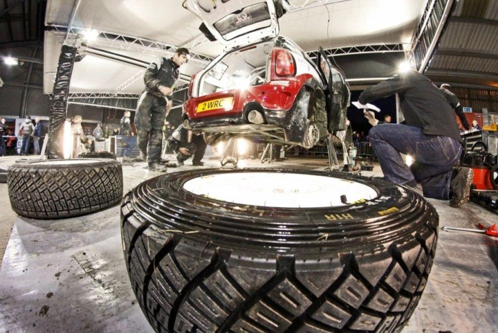 Αλλαγές στους κανονισμούς του WRC για το 2012