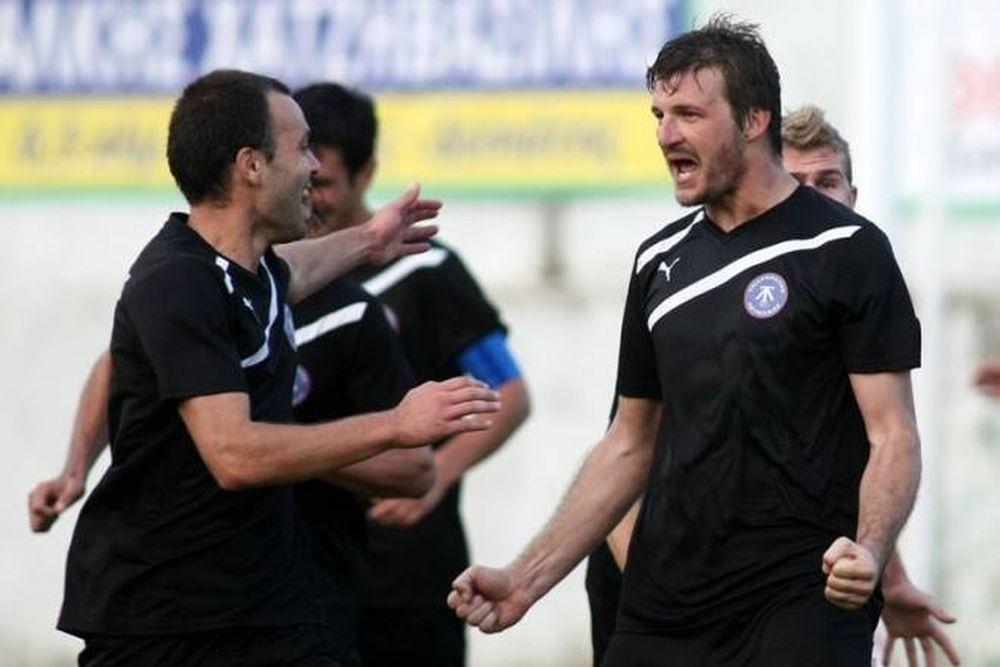 Νίκη-ανάσα για Τηλυκράτη, 2-0 την Κρανούλα