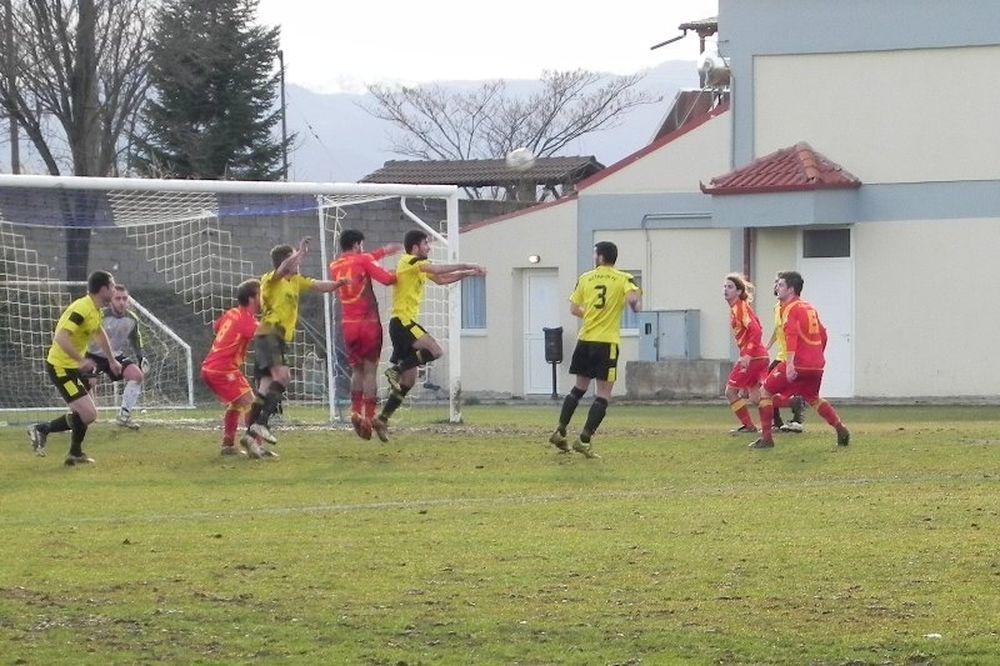 Αστραπή Μεσοποταμιάς-Καστοριά 1-0