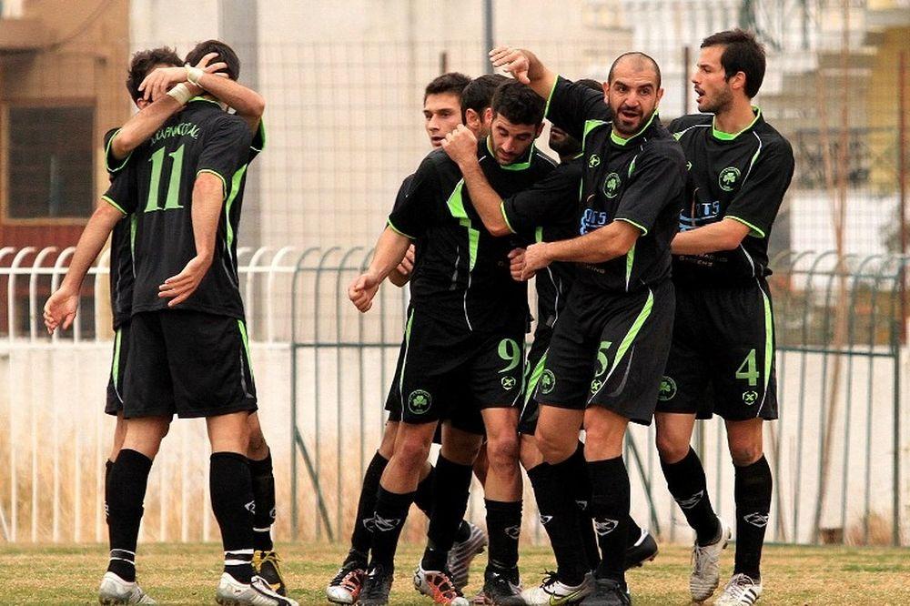 Αχαρναϊκός-Ιωνικός 2-0