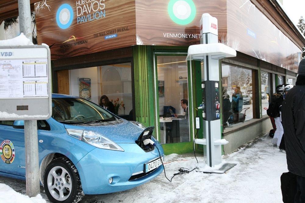 H Nissan σε συνεργασία με το δήμο Αθηναίων