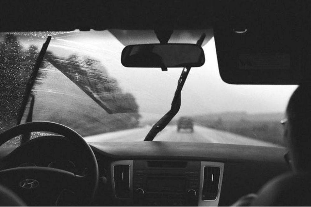 Ταξίδι μέσα στη βροχή