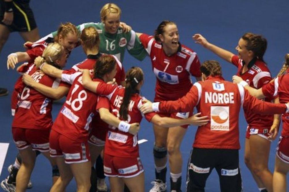Χρυσή στο Παγκόσμιο η Νορβηγία