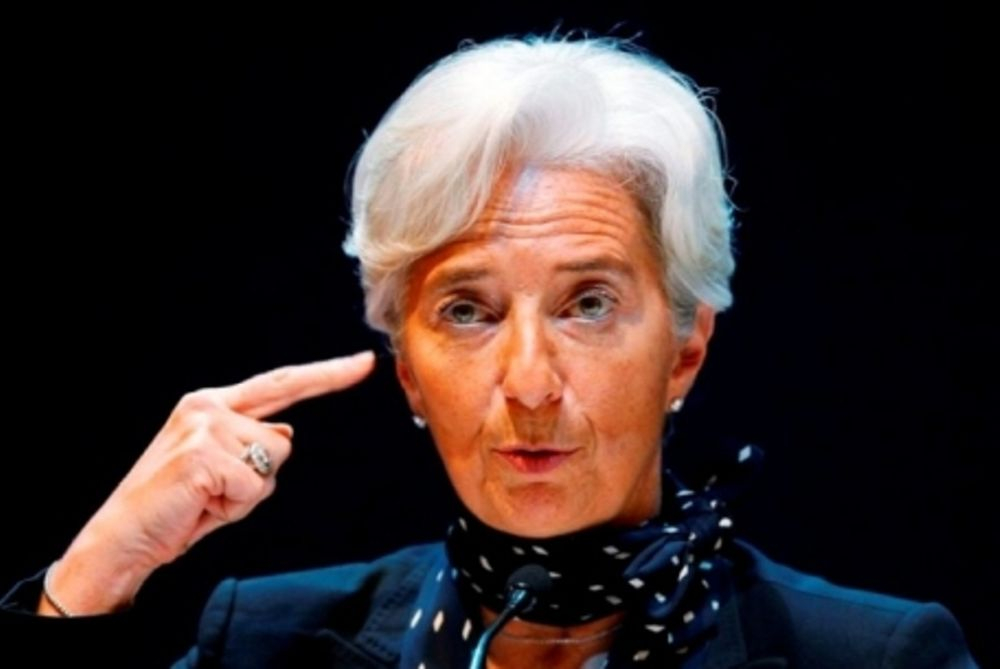 Κώδωνα κινδύνου για τις οικονομίες κρούει η Λαγκάρντ