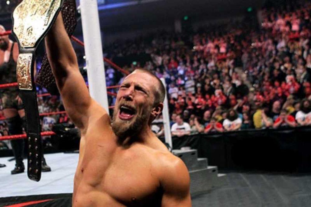 Η βραδιά του Daniel Bryan στο TLC