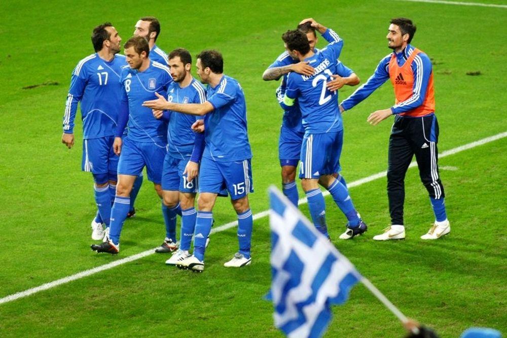 Φιλικό με Βέλγιο για την Ελλάδα