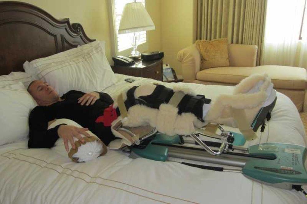 Το κρεβάτι του... πόνου για τον GSP