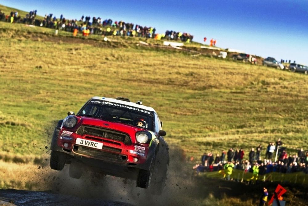 Η Mini εκτός WRC;
