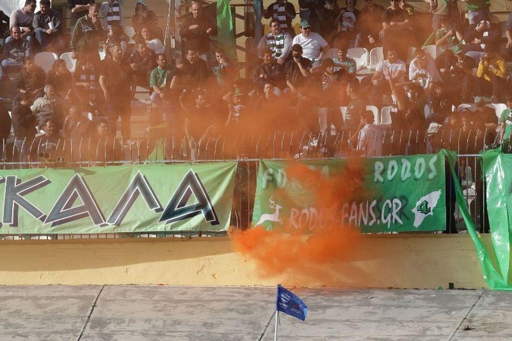 Ρόδος-Περιστέρι 3-1