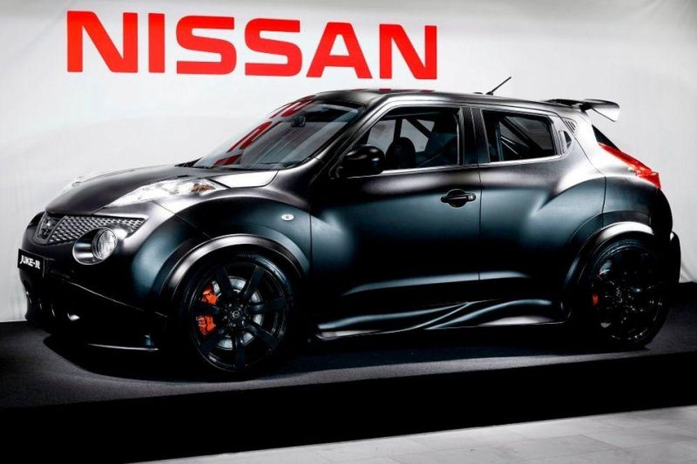 Η Nissan αποκαλύπτει το Juke – R