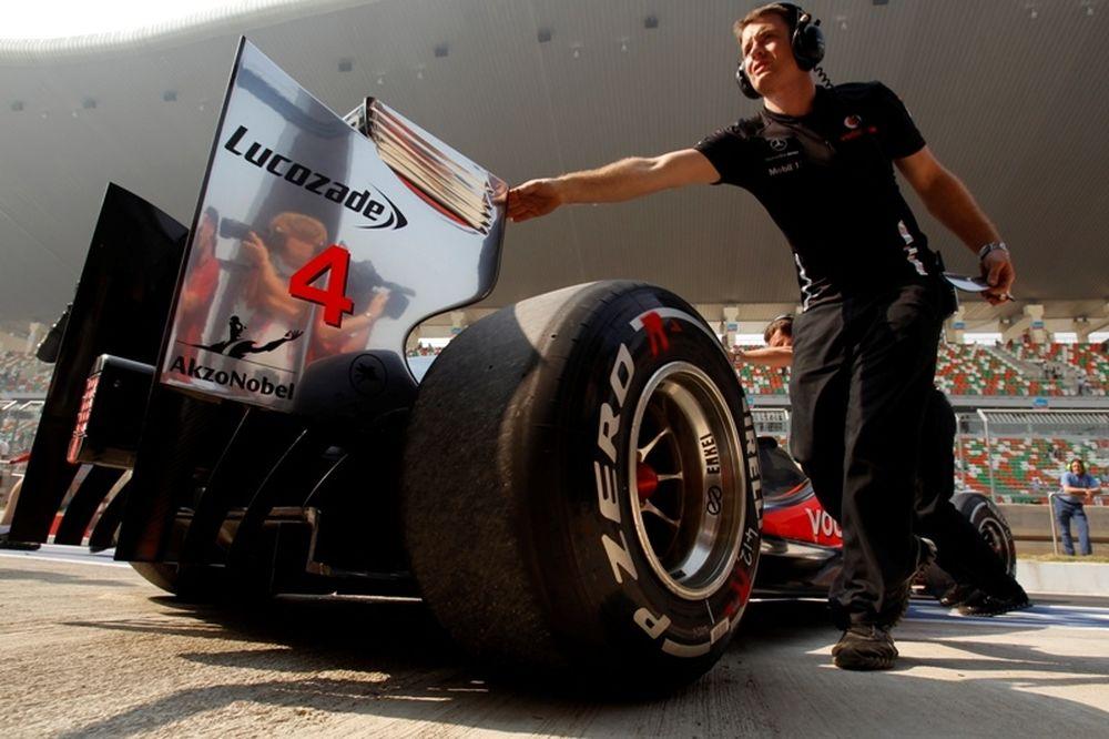 Η McLaren – Mercedes θα κάνει πρεμιέρα στη Χερέθ