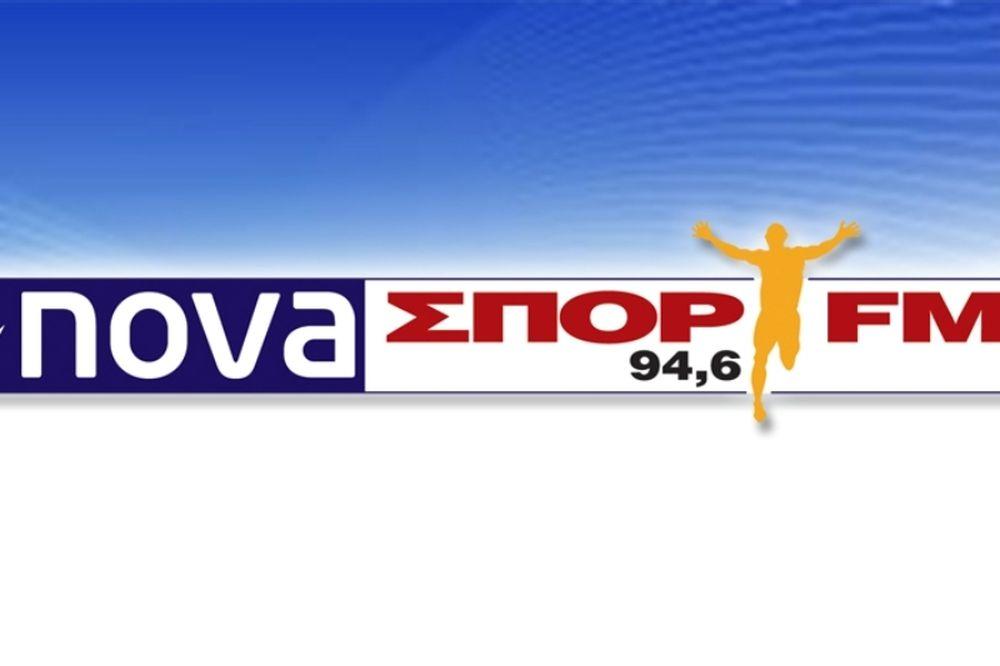 Κανονικά το πρόγραμμα του NovaΣΠΟΡ FM