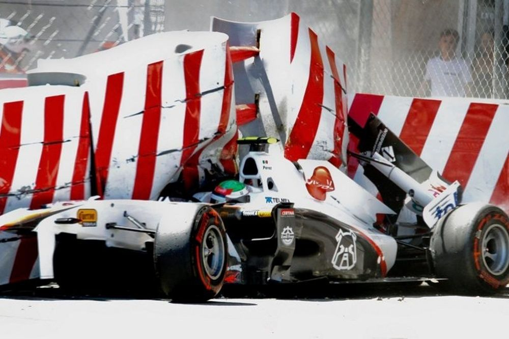 Τα ατυχήματα της F1 για το 2011 (video)