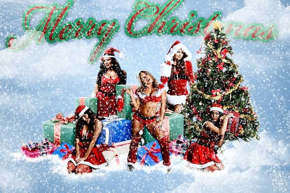 Χριστουγεννιάτικες Divas