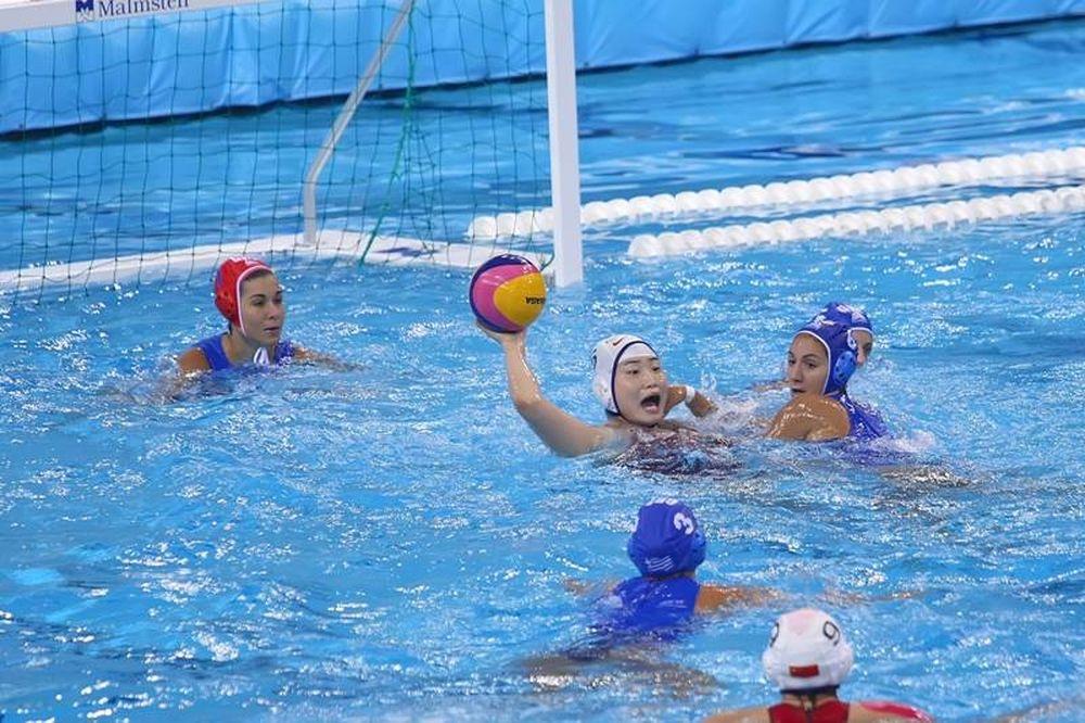 Στο Τσανγκσού της Κίνας το World League