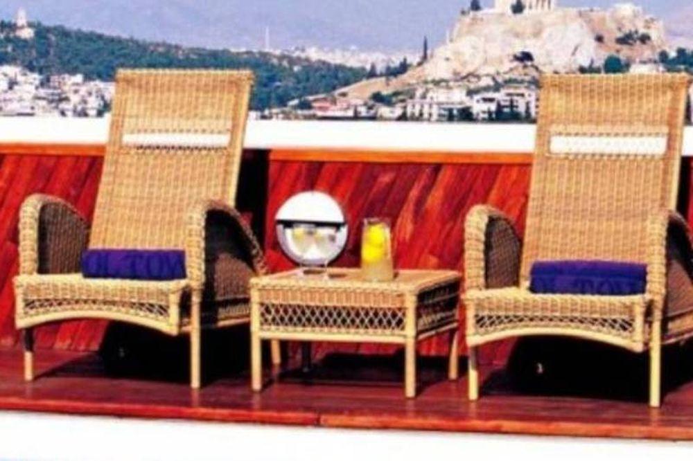 Πτώση στην πληρότητα των ξενοδοχείων στην Αθήνα