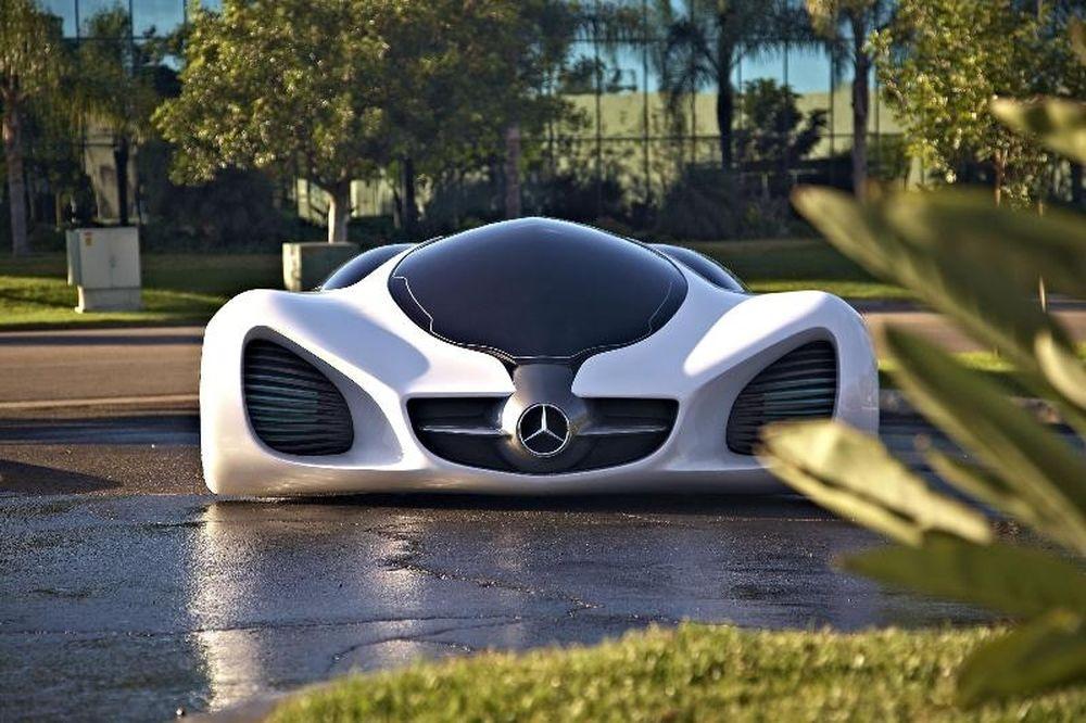 Η ιστορία της Mercedes (photos+videos)