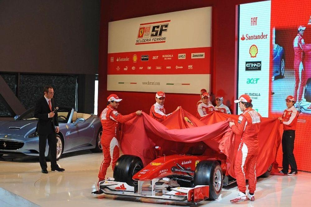 F1: Στις 3 Φεβρουαρίου η αποκάλυψη της νέας Ferrari
