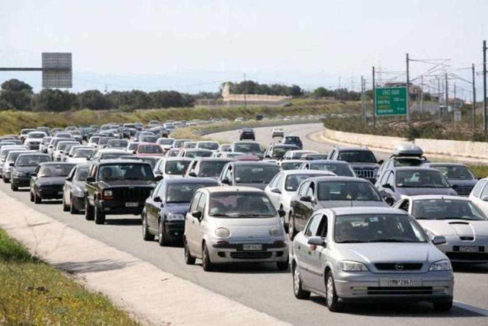 Αυξημένα μέτρα ασφαλείας από την τροχαία