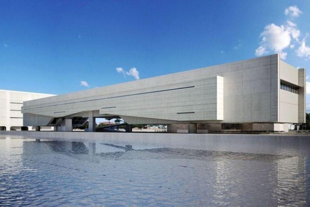 Eνα μουσείο στην προκυμαία