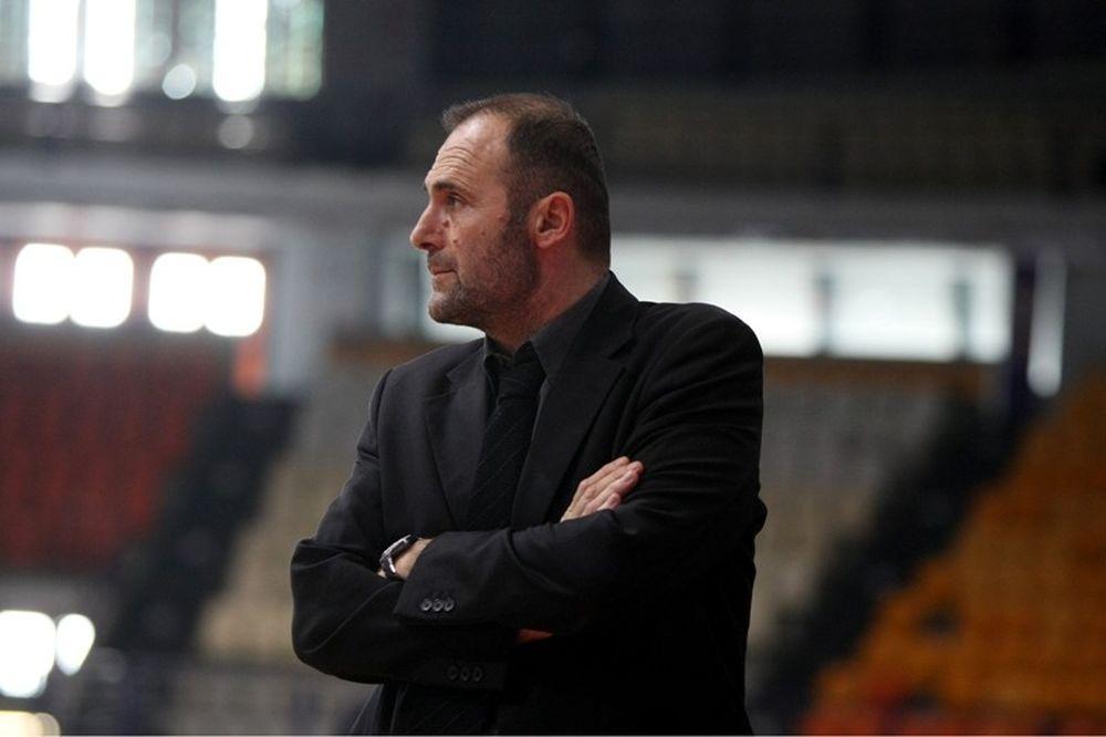 Καλαφατάκης: «Δύσκολο ματς σε σκληρή έδρα»