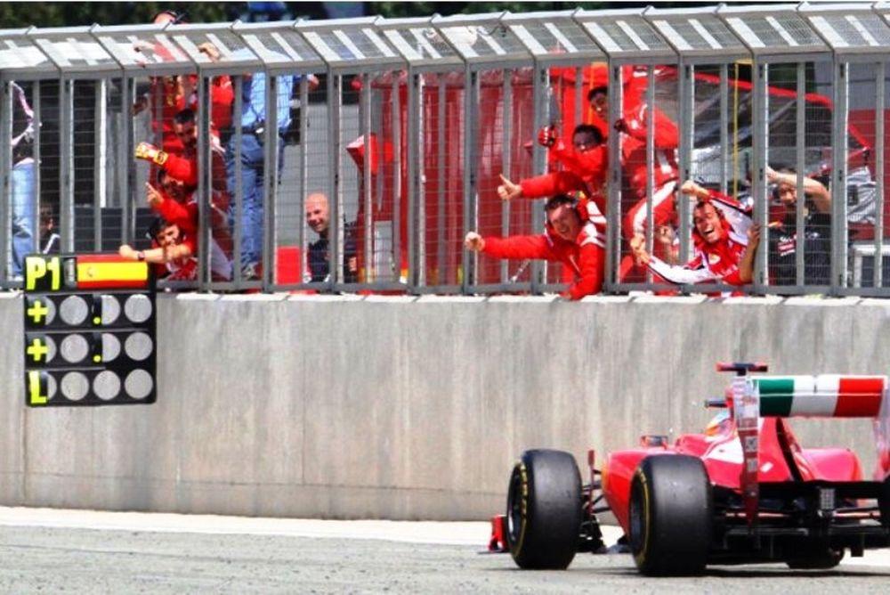 F1 Ο Αλόνσο ξανά στη δημοσιότητα