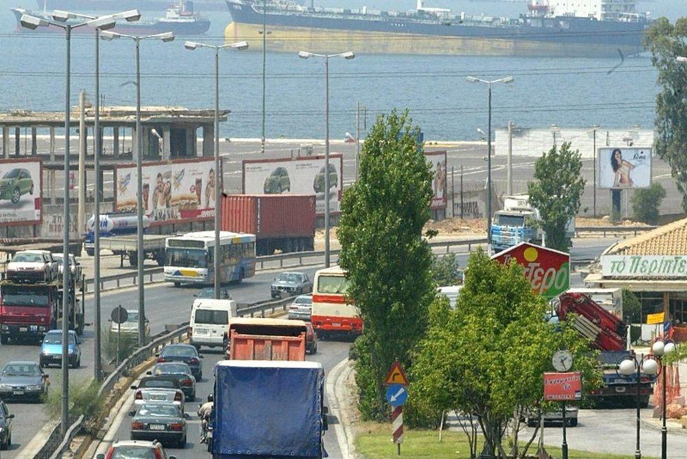 Κυκλοφοριακές ρυθμίσεις στη Ν.Ε.Ο. Αθηνών-Κορίνθου