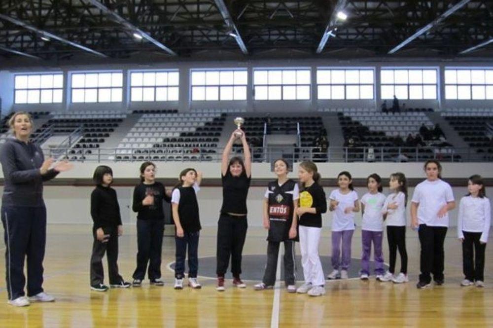 Διπλό τουρνουά για τις ακαδημίες του Πιερικού (photos)
